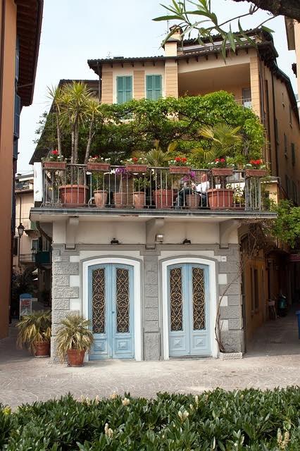 aménagement paysager balcon paris