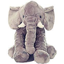 peluche éléphant pour bébé